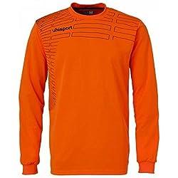Uhlsport MATCH GK Camiseta - fluo naranja/negro, XXS