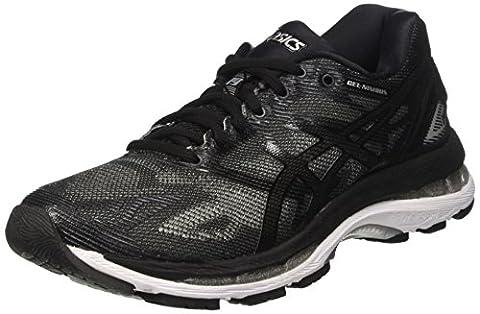 Asics Gel-nimbus 19, Women's Running shoes, Black (Black/Onyx/Silver), 3.5 UK (36 EU)