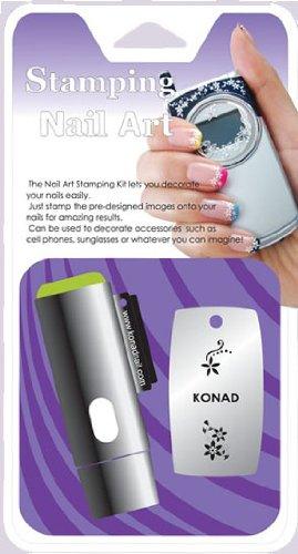 Konad Stamping Nail Art Promotion Kit