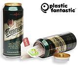 Weedness Wernesgrüner Bier Geldversteck - Dosentresor Versteckdose Dosensafe Geheimversteck Mini Tresor Strandsafe