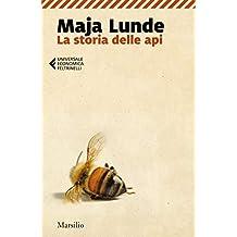 La storia delle api (Italian Edition)