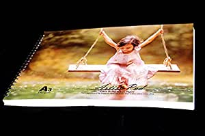 My Sketch Book Jhula A3 Size Artist Pad (50 Sheets)