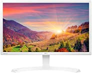LG 22MP58VQ 22 inches Full HD IPS LED Monitor (White)