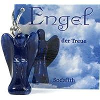 Engel der Treue, Sodalith, Anhänger mit Silberöse preisvergleich bei billige-tabletten.eu