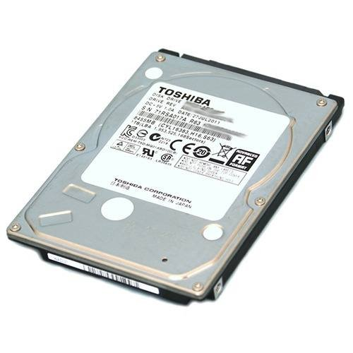 "Toshiba 500 GB 2.5"" Inch Laptop SATA Internal Hard Disk Drive"