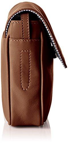 Timberland Tb0a1g3f, Sacs bandoulière Marron (Brown)