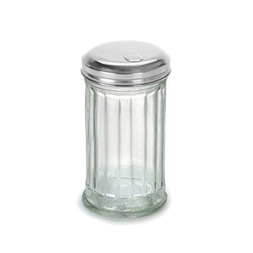 Anchor Hocking 97286 Zuckerstreuer aus Glas mit Edelstahldeckel von Anchor Hocking - Anchor Hocking Shaker