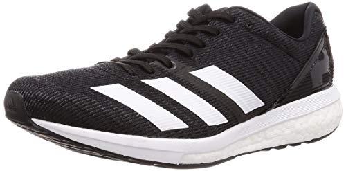 adidas Adizero Boston 8 M Black White Grey Six 46 -