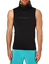 2017 O'Neill Thermo-X Hooded Thermal Vest BLACK 5023