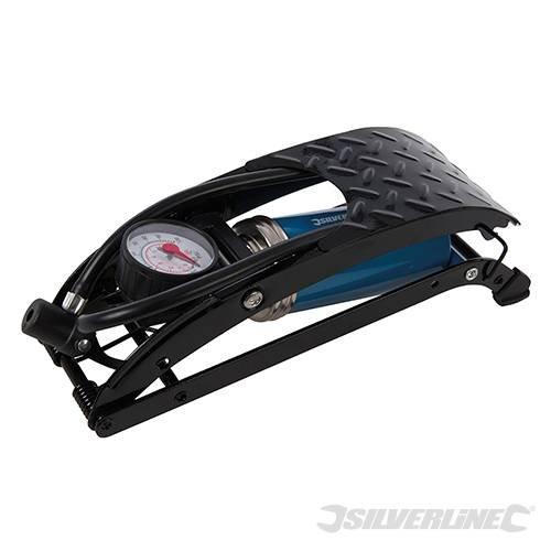 Silverline - 380250 - Pompe à pied simple - Usage intensif