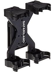 Safariland 086Compartiment 8cartouches de Chasse Support avec clip ceinture Holster, sl086–8-2–745bl