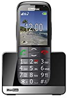 Maxcom Comfort MM721 Big Button Dual Sim UK SIM-Free 3G Mobile Phone