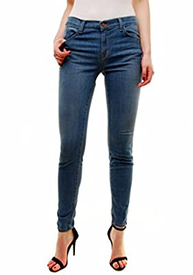J BRAND Women's New Cabo Super Skinny Jeans 620O216