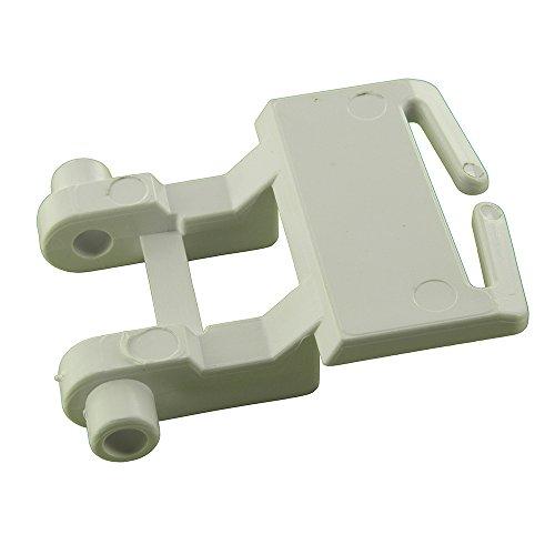 Europart Kunststoff-Türgriff-Einsatz für Wäschetrockner, kompatibel mit Servis M2000/M3000/M6000/M9000-Serie -