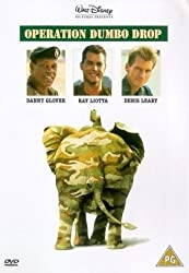 Please note this is a region 2 DVD and will require a region 2 (Europe) or region Free DVD Player in order to play. Danny Glover and Ray Liotta deliver 8,000 lbs of fun and laughs in Disney's jumbo-sized hit comedy! A seasoned army captain (Glover) ...