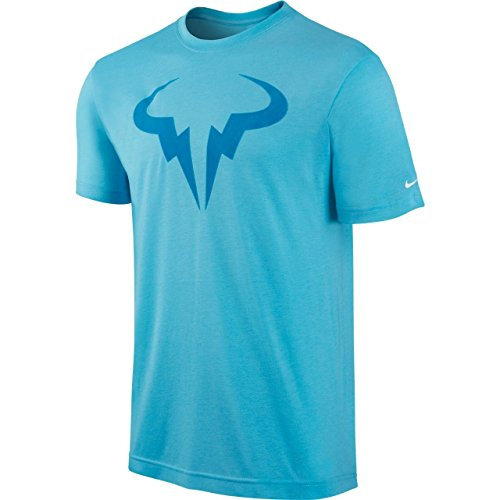Nike Rafa Dri-Blend T-Shirt Blu