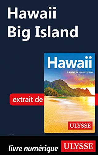 Hawaii Big Island (French Edition)