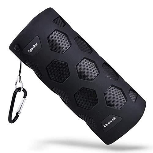 Proprietäre Stromversorgung (Bluetooth Lautsprecher Draussen Mobile Energie 10W Tragbar Redner Eingebaut Mikrofon IPX56 Wasserdicht Unterstützung TF Karte AUX-In Freisprechen)