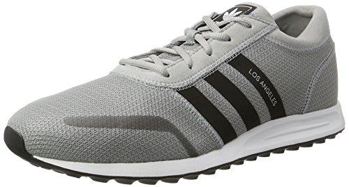 Adidas Gris Negro Unisex gris Ángeles Los Bajo wqCxwOpIgr