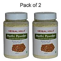 Herbal Hills Methi Seeds - 100 gms (Pack of 2)