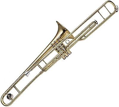 Stagg WS-TB285S válvula trombón Tenor Bb