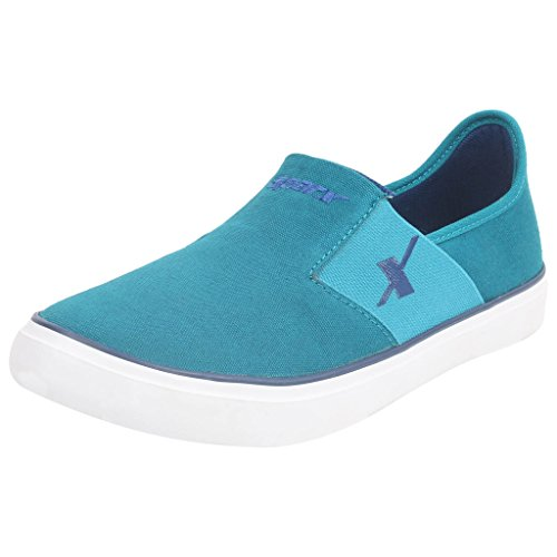 SPARX Seagreen-Blue Sneaker's Size-10 (SM214)
