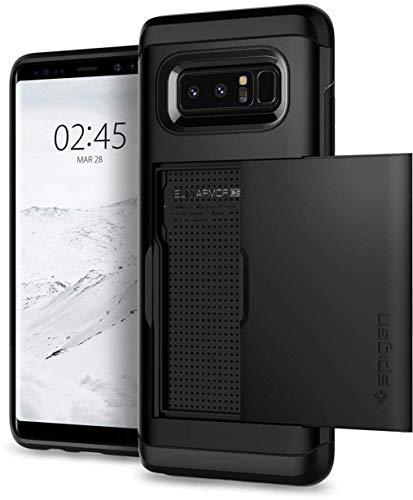 Spigen Coque Galaxy Note 8, [Slim Armor CS] [Noir]...