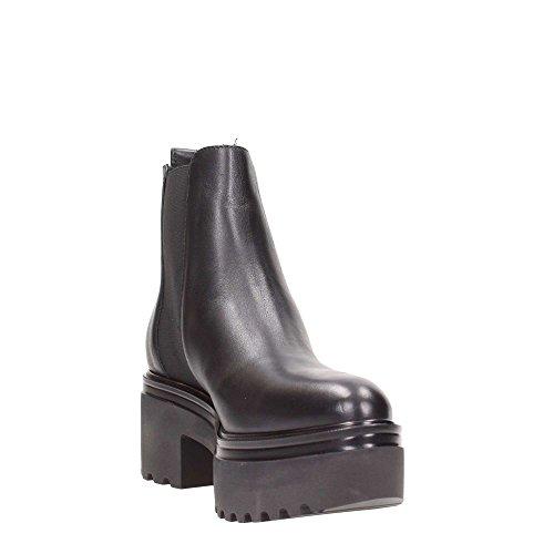Janet Sport 40783 Lace Ankle Shoes Femme Noir