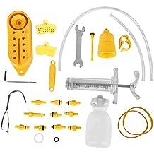 Alomejor - Kit de Herramientas de Reparación de Freno de Disco hidráulico Profesional