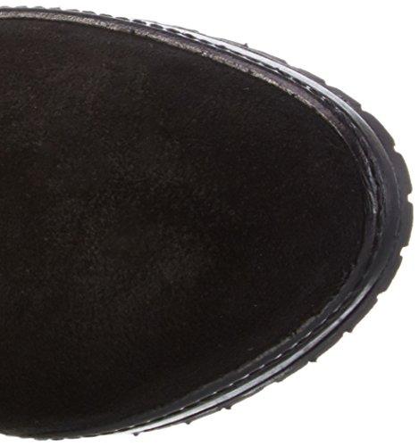 Mentor Mentor High Plato Boot, Bottes femme Noir - Noir