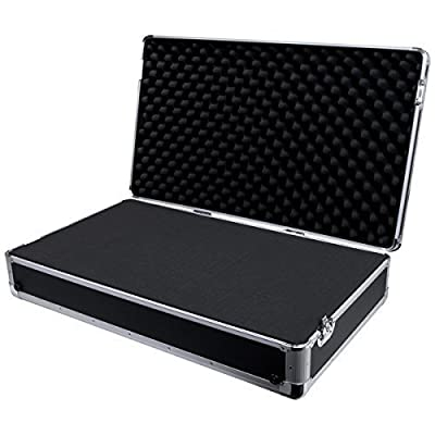 Gorilla GC-LDJC Large DJ Controller, Photography or Utility Pick & Fit Foam Universal Flight Case inc Lifetime Warranty