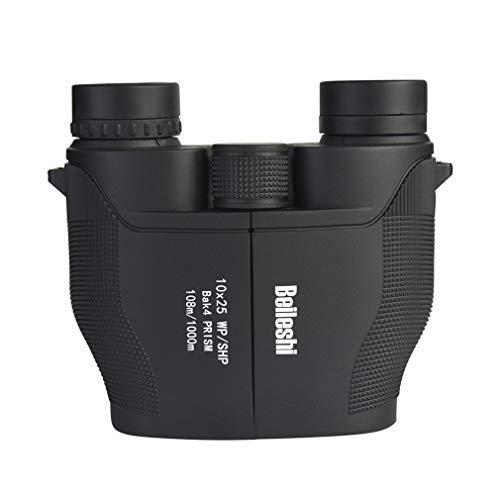 Beileshi TD38 10x25 Voll optische HD Ferngläser für die Jagd Boating Militär Marine-Teleskop Schwimmdock Wasserdicht -