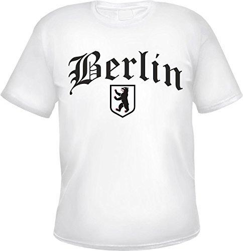 Berlin T-Shirt Weiß