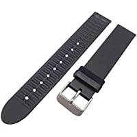 myqyiyi Withings Activite Pop sport mode bracelet de silicone de montre intelligente noir