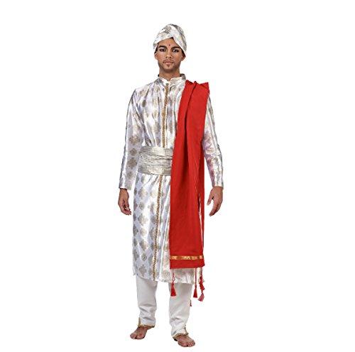 Limit Herren Kostüm Hindu Bollywood, Für Sport, Gr. XL (ma657)