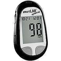 Preisvergleich für smartLAB sprint nG Blutzuckermessgerät mg/dL Starterset | Blutzuckermessgerät für den Diabetes Alltag | NUR mit...