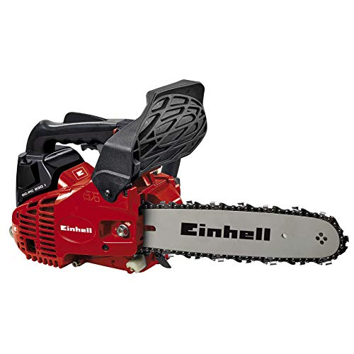 Einhell GC-PC 930 I -  Motosierra de gasolina con cadena adicional, 900 W, longitud de corte: 240mm...
