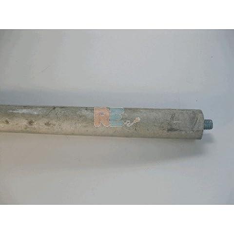 Anodo magnesio termo electrico 440x22mm M 8x125