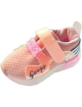 Baby Schuhe, Herbst Wintersportschuhe LED Light Luminous Laufschuhe Boy Kinder Schuhe Sneakers Simonabo Babyschuhe