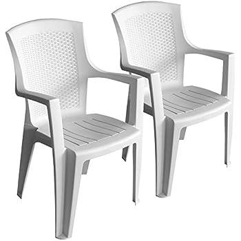 4 st ck stapelstuhl rattan look gartenstuhl gartensessel kunststoff bistrostuhl. Black Bedroom Furniture Sets. Home Design Ideas