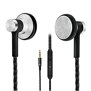 in-Ear Earbuds Earphones, Acode Wired Metal Headphones Noise Isolating Stereo Bass Headset with Built-in Mic and Volume Control for 3.5mm Interface Devices, Samsung and More Android Smartphone