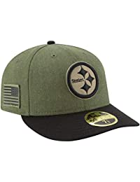 New Era 59Fifty LP - Cappellino Salute to Service Pittsburgh Steelers 354d065664f5
