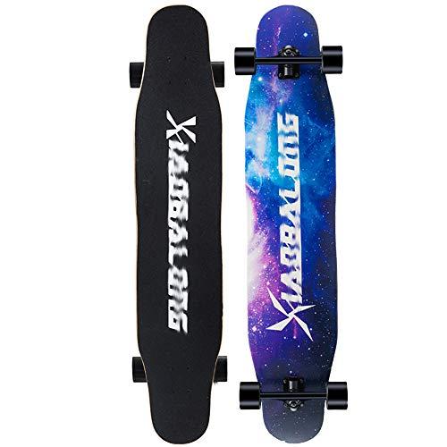 RONGXIN Skateboard Longboard - Beginner Skateboard for sale  Delivered anywhere in Ireland