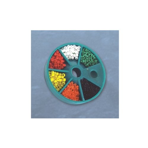 Perlensortiment Fein - Stopperperlen HC 343