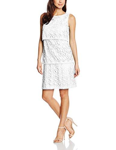 Laurèl 11315, Robe Femme Blanc - Weiß (Ecru 120)