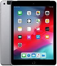 Apple iPad 9.7 (5e Génération) 32Go Wi-Fi + Cellular - Gris Sidéral - Débloqué (Reconditionné)