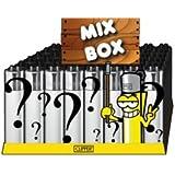 Clipper Accendino Collectors Mix Box - 10 pezzi- con busta a sorpresa Clipper