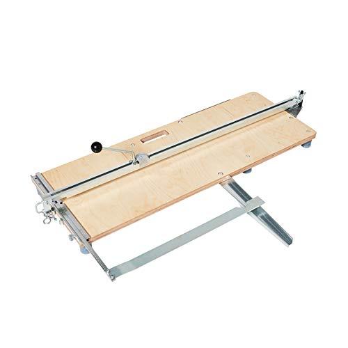 HUFA®-Schneidhexe Diagonal Fliesenschneider 800mm c-AL Premium inkl. 5 St. DEWEPRO SingleScrubs