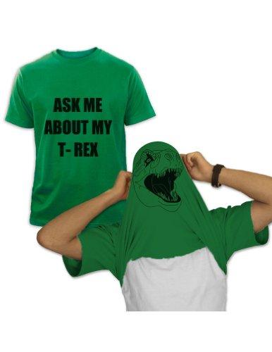 X Grün Small T-Shirt (Lustige Frauen-halloween-kostüm-ideen)