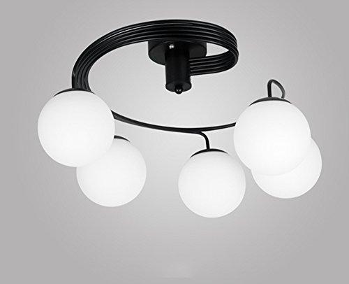 Leder Schlafzimmer Speicher (Einfache moderne Gäste Lichter kreative Persönlichkeit Schlafzimmer Restaurant Glas Beleuchtung Mode Kleidung Speicher Kronleuchter ( größe : 70*50cm ))